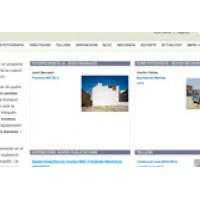 Fotografia en Curs. Projecte Web