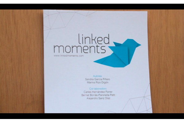 "El projecte es diu ""Linked Moments"""